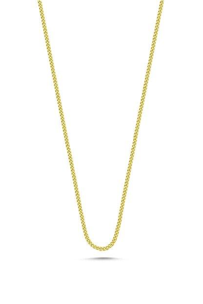 Aypa Mücevher Kadın Sarı Altın Kolye IS00003-60