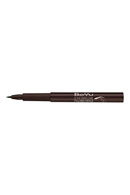 Beyu Eyebrow Filling Pen 8 Kaş Boyası