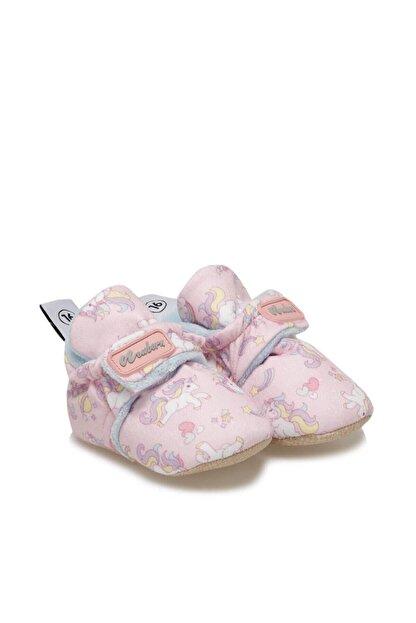 IGOR BABY BOOTIE PATTERNED Neon Pembe Kız Çocuk Panduf 100518709