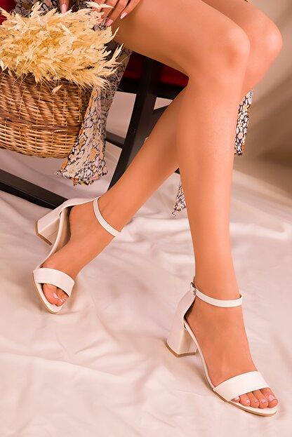 Soho Exclusive Ten Kadın Klasik Topuklu Ayakkabı 16028