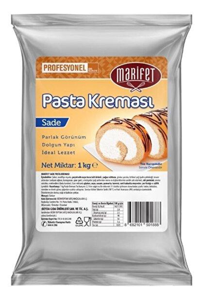 Marifet Sade Pasta Içi Kreması 1 Kg