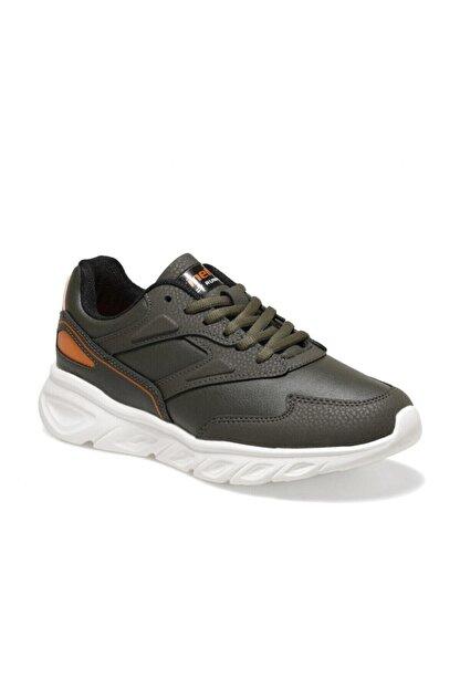 Kinetix Unisex Haki Koşu Ayakkabısı Botan
