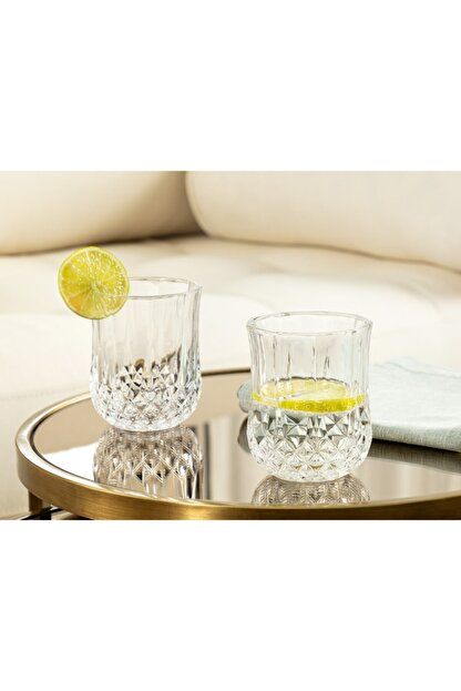 Madame Coco Audrey 4'lü Su Bardağı Seti 190 ml