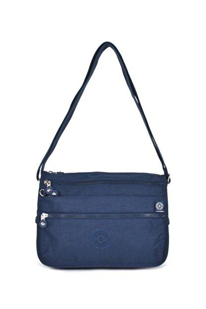 Smart Bags Smb1128-0033 Lacivert Kadın Çapraz Çanta