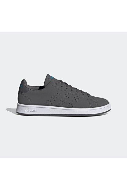 adidas Erkek  Gri Spor Ayakkabı