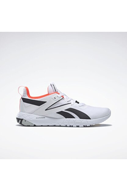 Reebok Erkek Beyaz Mega Flexagon Spor Ayakkabı