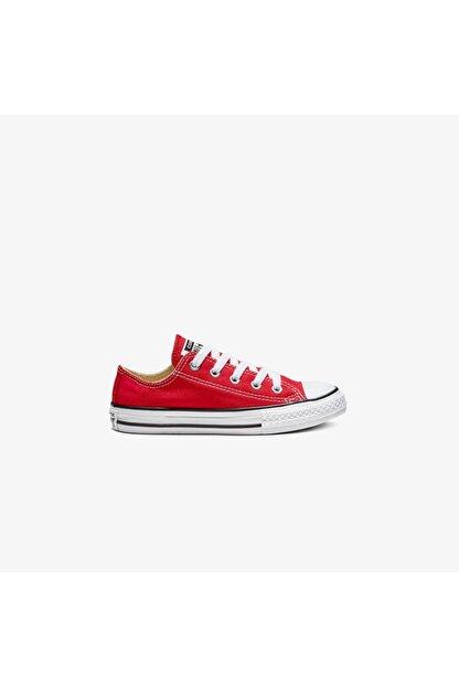Converse Unisex Çocuk Chuck Taylor All Star Kırmızı Sneaker 3J236C-S