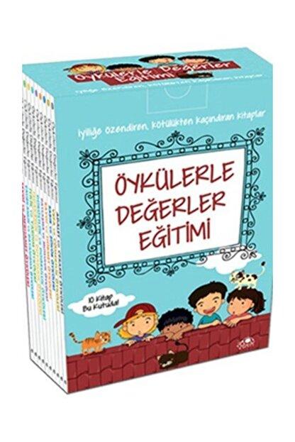 Uğurböceği Yayınları Öykülerle Değerler Eğitimi Seti 10 Kitap Takım