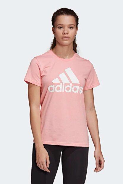 adidas Kadın T-shirt W Bos Co Tee Fq3239