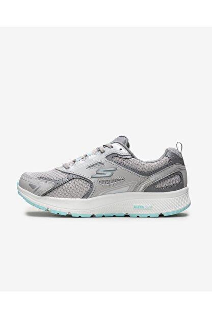 Skechers GO RUN CONSISTENT Kadın Gri Koşu Ayakkabısı