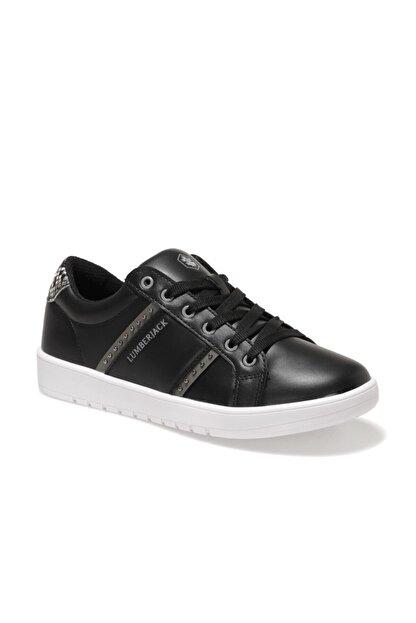 Lumberjack KAMILLA 1FX Siyah Kadın Havuz Taban Sneaker 100911272