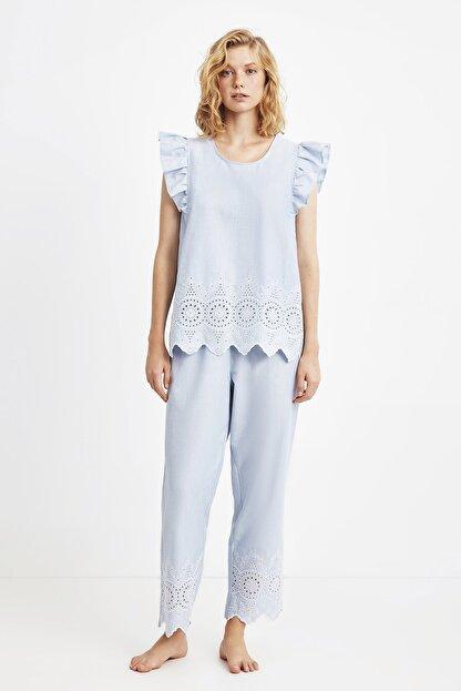 Penye Mood 9021 Pijama Takım
