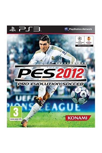 Konami Pes 2012 Türkçe Ps3 Oyun
