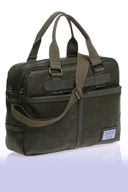Sword Bag Yeşil Laptop & Evrak Çantası