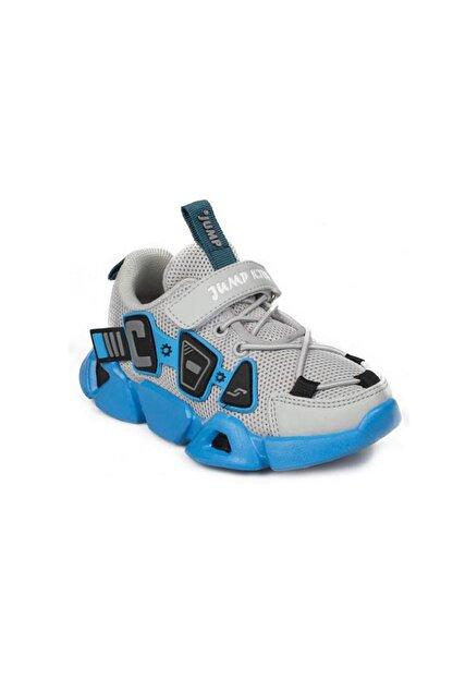 Jump Erkek Çocuk Gri Günlük Ayakkabı