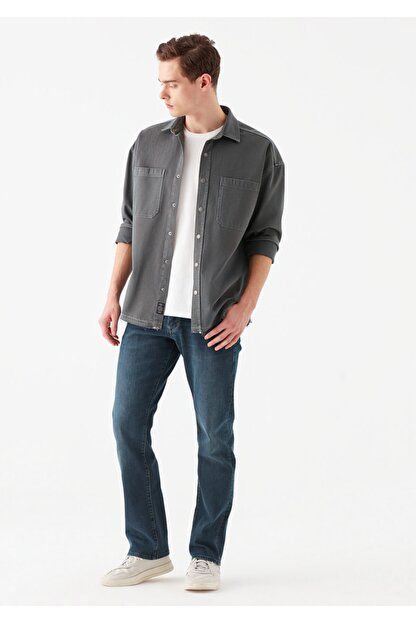 Mavi Erkek Hunter  Premium  Jean Pantolon 0020231266