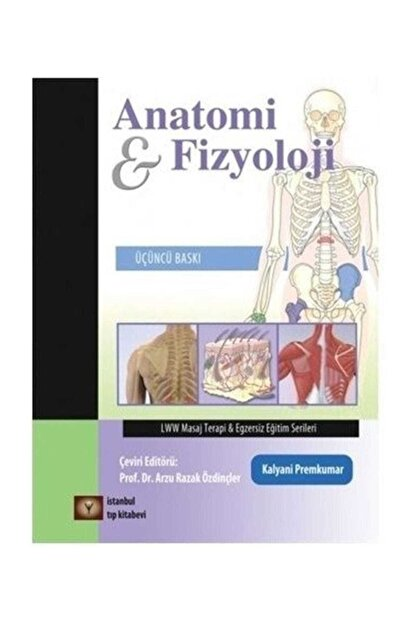 İstanbul Tıp Kitabevi Anatomi Ve Fizyoloji
