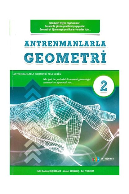 Antrenman Yayınları Antrenmanlarla Geometrı-2 2017