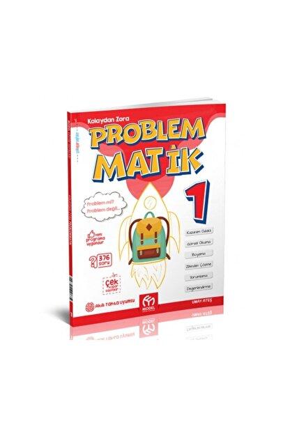 Model Eğitim Yayınları Eğitim Yayınları 1. Sınıf Kolaydan Zora Problemmatik