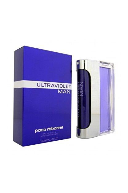 Paco Rabanne Ultraviolet Man Edt 100 ml Erkek Parfümü 3349666010518