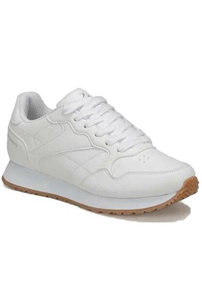 Lumberjack HELLO WMN 1FX Beyaz Kadın Sneaker Ayakkabı 100785245