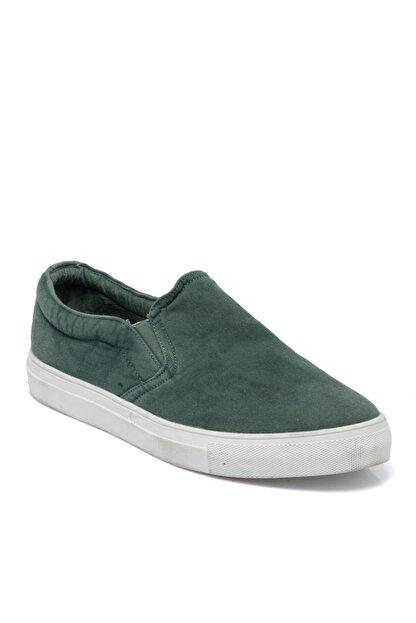 Tergan Erkek Yeşil Tekstil Ayakkabı 54775d7p