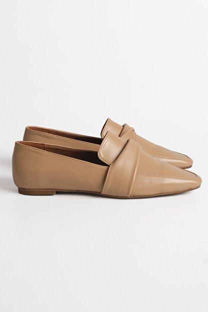 Marjin Kadın Loafer Ayakkabı