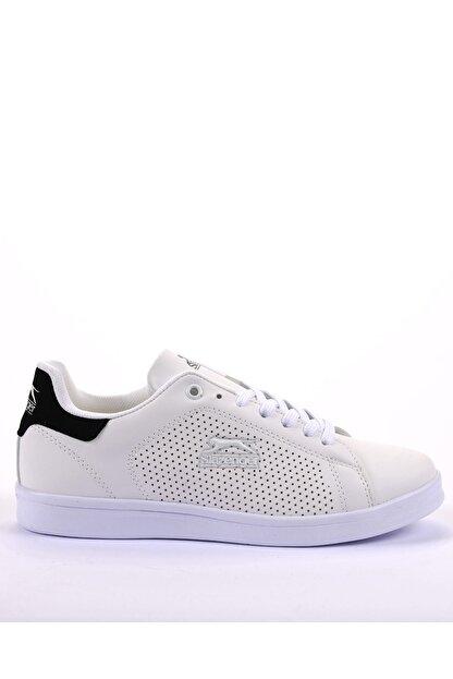 Slazenger Zebra Sneaker Kadın Ayakkabı Beyaz / Siyah