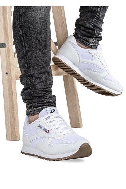 Dragon Erkek Beyaz Spor Ayakkabı