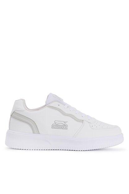 Slazenger IMPACT Sneaker Kadın Ayakkabı Beyaz SA20LK032