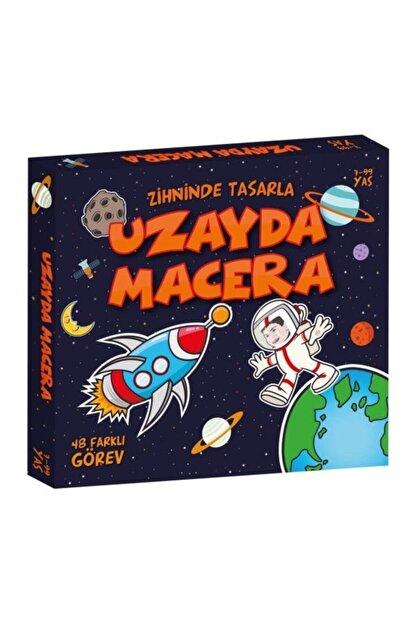 Tes Yayıncılık Uzayda Macera Zeka Oyunu
