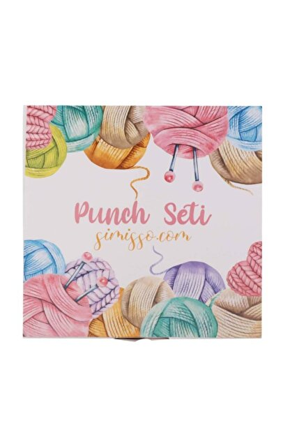 Simisso Başlangıç Punch Seti-1