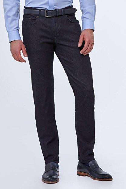 Hemington Erkek Lacivert Koyu Renk Denim Pantolon