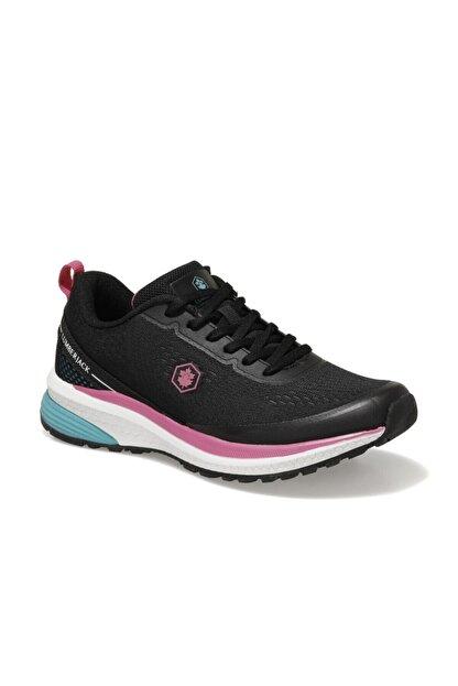 Lumberjack CESAR WMN Siyah Kadın Koşu Ayakkabısı 100587140