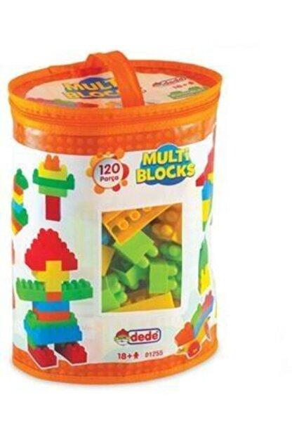 DEDE Multi Blok(120 Prç)