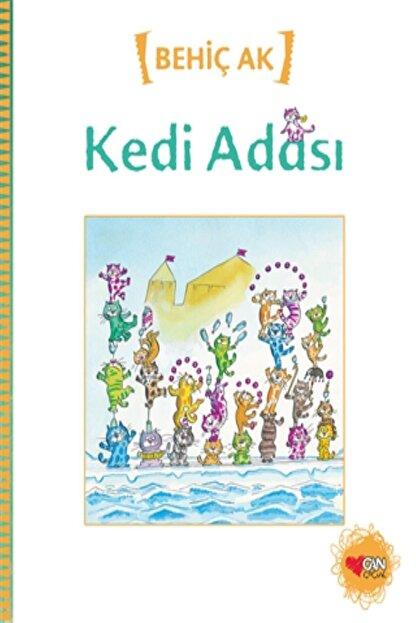 Can Yayınları Kedi Adası Behiç Ak - Behiç Ak