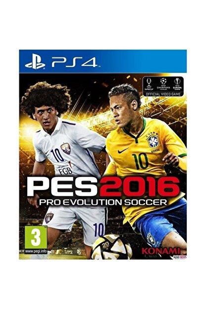 Konami PES 2016 PS4 Oyun