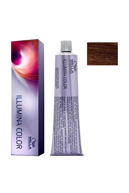 Wella Illumina 7/7 Orta Kahve Kumral Saç Boyası 60 ml 8005610542966