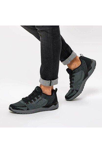 Lumberjack MAXIMUS Siyah Koyu Gri Erkek Sneaker 100299208