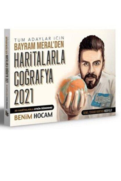 Benim Hocam Yayınları 2021 Kpss Tüm Adaylar Için Haritalarla Coğrafya
