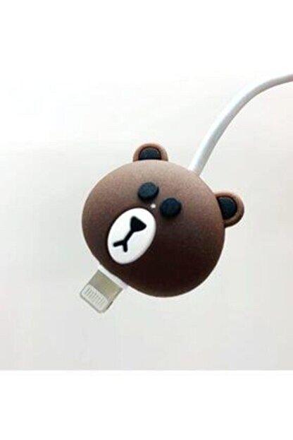 Tai-Yi Sevimli Silikon Kablo Koruyucu