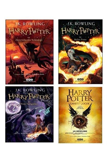 Yapı Kredi Yayınları Harry Potter 5-6-7-8 Set Son 4 Kitap