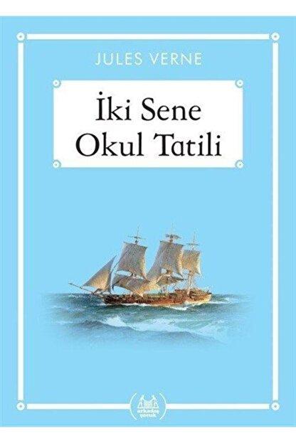 Arkadaş Yayınları Iki Sene Okul Tatili - Jules Verne -