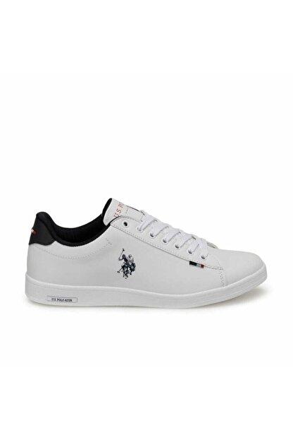 US Polo Assn Erkek Beyaz Franco Günlük Spor Ayakkabı