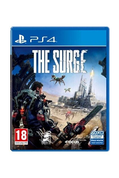 Focus Home Interactive Ps4 The Surge