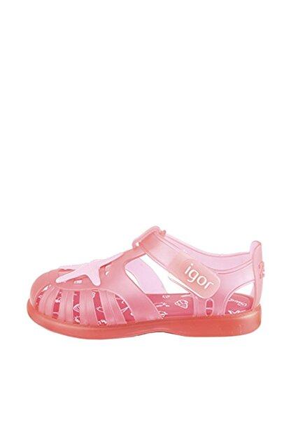 IGOR S10234 TOBBY VELCRO ESTRE Fuşya Kız Çocuk Sandalet 101112264