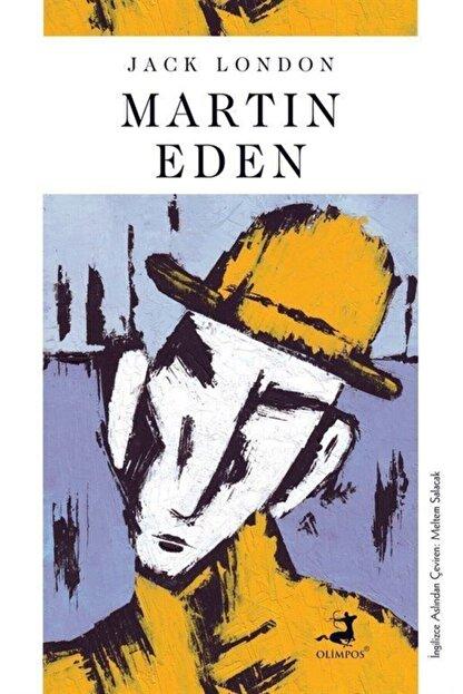 Olimpos Yayınları Martin Eden - Jack London 9786057906977