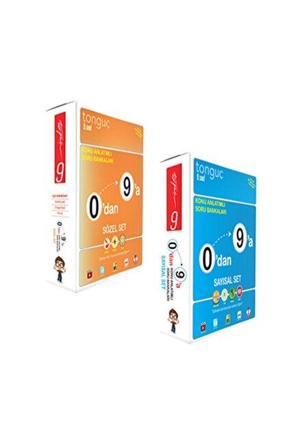 Tonguç Akademi Tonguç Akademi Yayınları 9.sınıf 0 Dan 9 A Tüm Dersler Konu Anlatımlı Soru Bankası Seti
