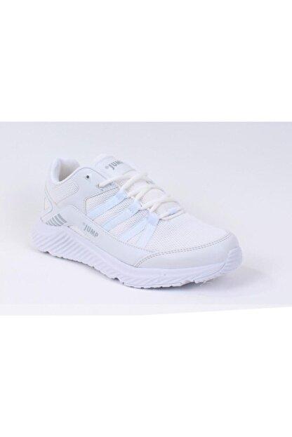 Jump Erkek Beyaz Spor Ayakkabı 24865