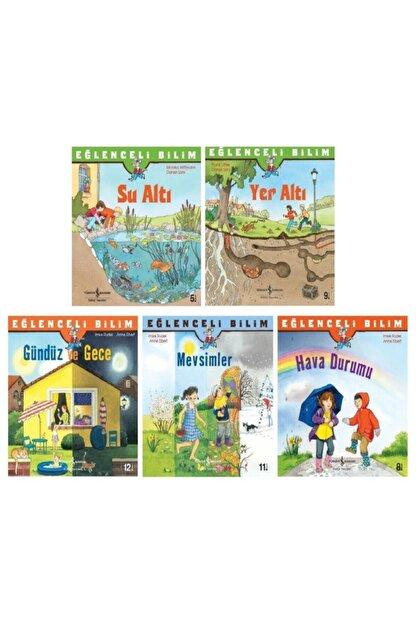 İş Bankası Kültür Yayınları Iş Bankası Eğlenceli Bilim Serisi 5 Kitap